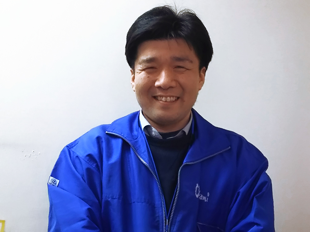 店長/入社16年目